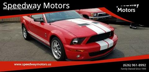 2007 Ford Shelby GT500 for sale in Glendora, CA