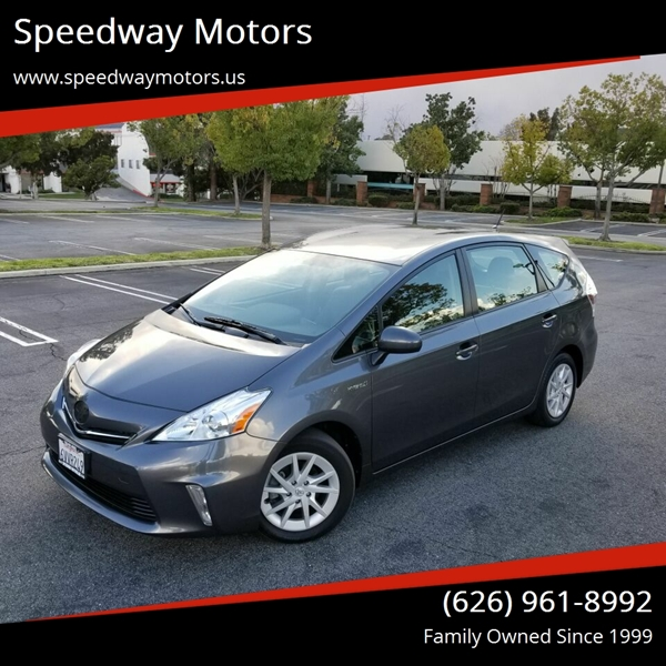 Used 2012 Toyota Prius V Two FWD For Sale