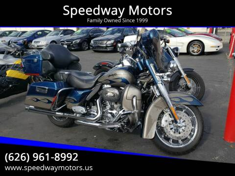 2010 Harley-Davidson ULTRAC CLASSIC SCREAMIN EAGLE for sale at Speedway Motors in Glendora CA