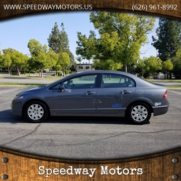 2011 Honda Civic for sale in Glendora, CA