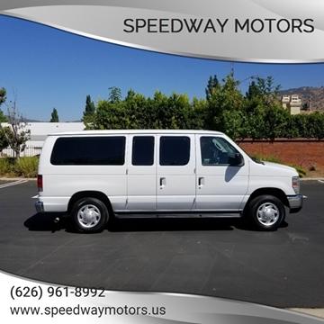 2012 Ford E-Series Wagon for sale in Glendora, CA