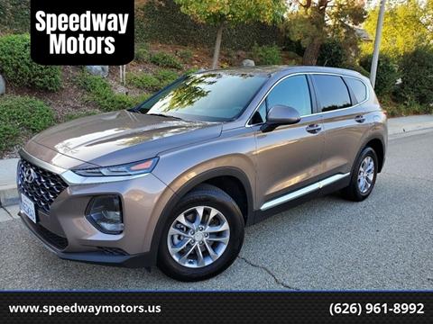 2019 Hyundai Santa Fe for sale in Glendora, CA