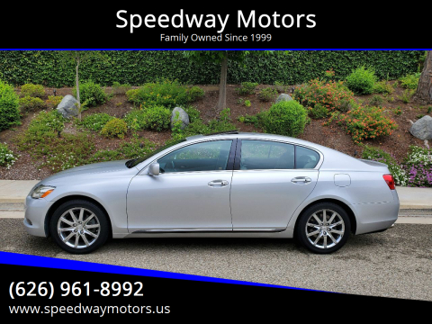 2006 Lexus GS 300 for sale at Speedway Motors in Glendora CA