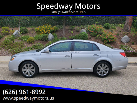 2007 Toyota Avalon for sale at Speedway Motors in Glendora CA