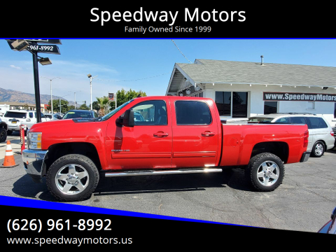 2011 Chevrolet Silverado 2500HD for sale at Speedway Motors in Glendora CA