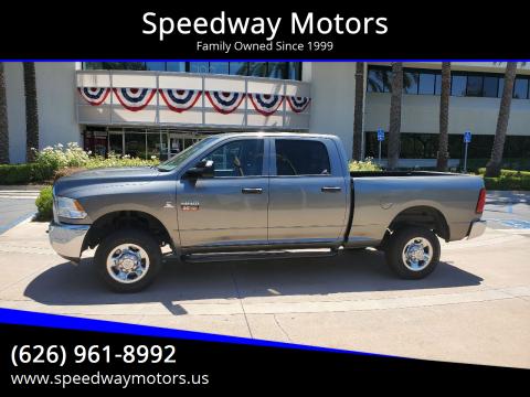 2012 RAM Ram Pickup 2500 for sale at Speedway Motors in Glendora CA