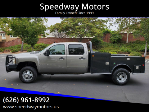 2008 Chevrolet Silverado 3500HD for sale at Speedway Motors in Glendora CA