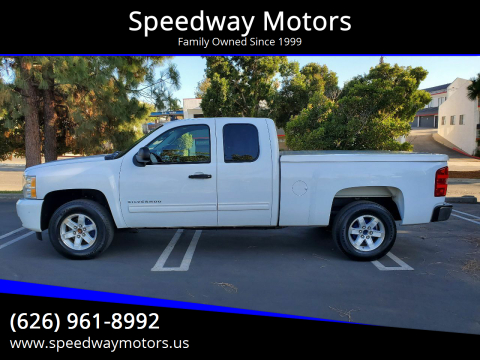 2011 Chevrolet Silverado 1500 for sale at Speedway Motors in Glendora CA
