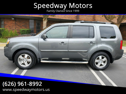 2009 Honda Pilot for sale at Speedway Motors in Glendora CA