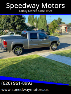 2009 GMC Sierra 1500 for sale at Speedway Motors in Glendora CA