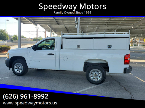 2008 Chevrolet Silverado 1500 for sale at Speedway Motors in Glendora CA