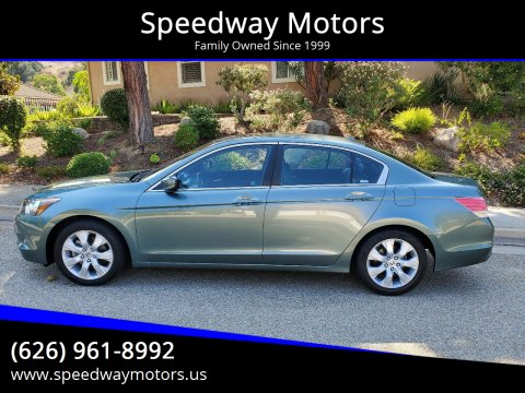 2010 Honda Accord for sale at Speedway Motors in Glendora CA