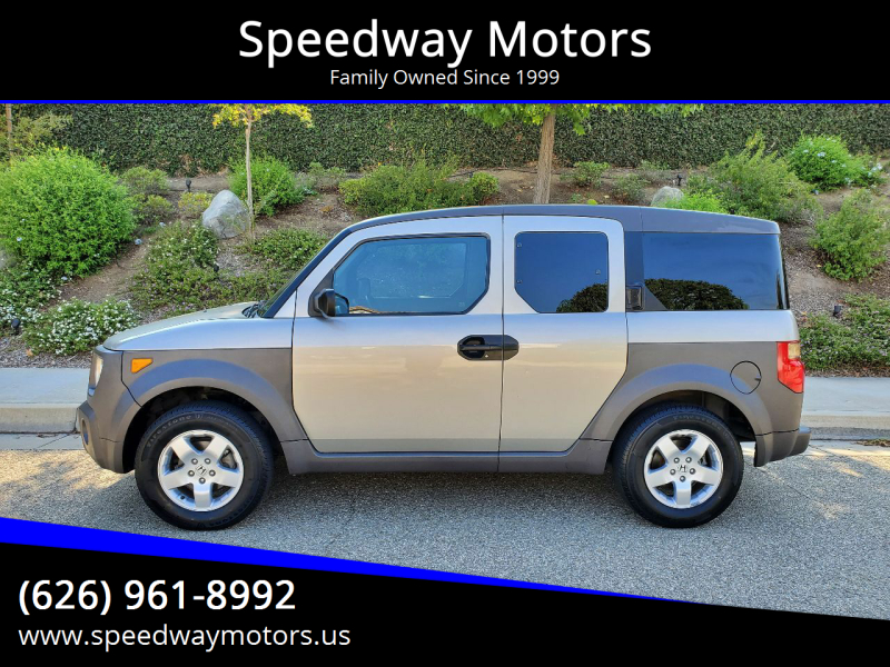 2004 Honda Element for sale at Speedway Motors in Glendora CA