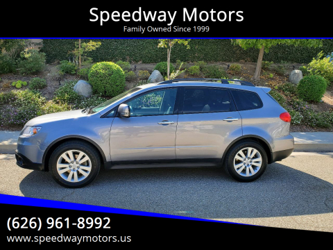 2009 Subaru Tribeca for sale at Speedway Motors in Glendora CA