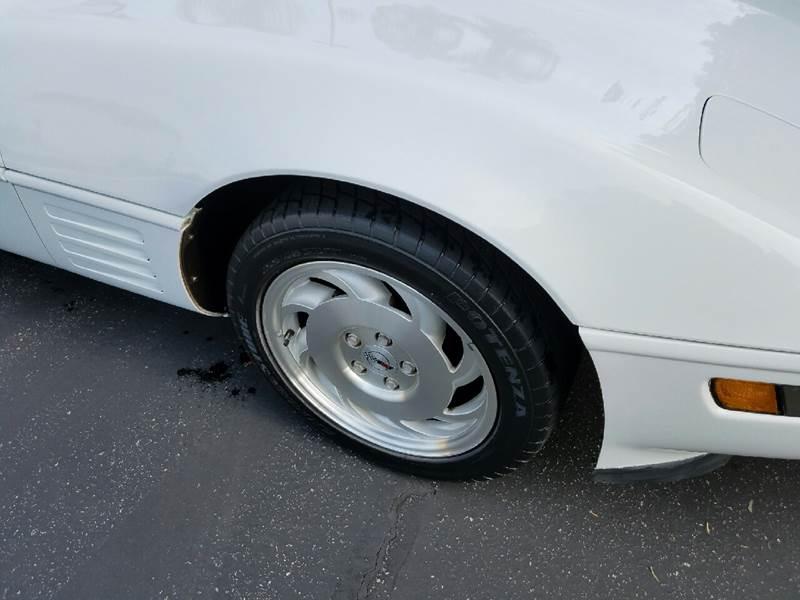 1993 Chevrolet Corvette 2dr Convertible - Covina CA