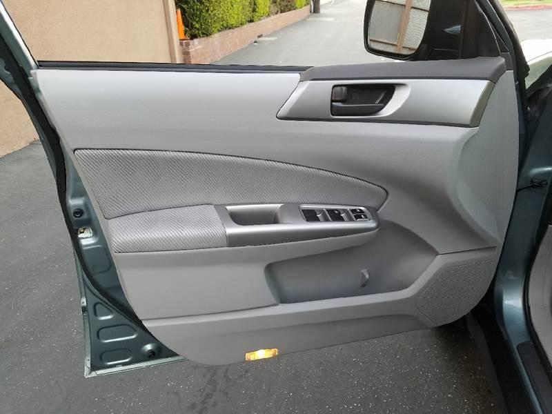 2009 Subaru Forester AWD 2.5 X 4dr Wagon 4A - Covina CA
