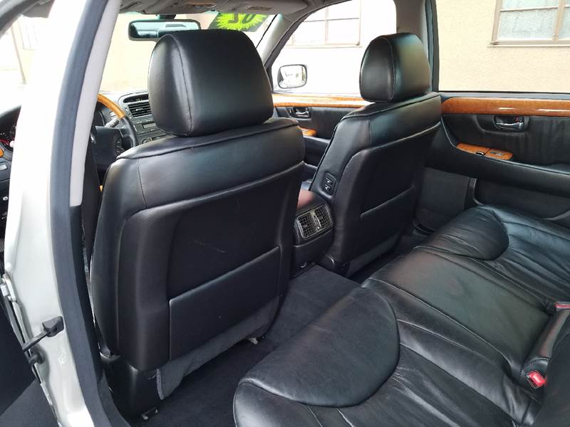 2002 Lexus LS 430 4dr Sedan - Covina CA