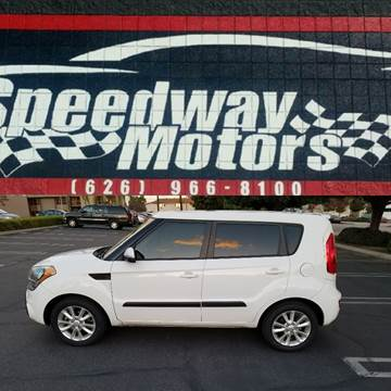 2012 Kia Soul for sale in Covina, CA