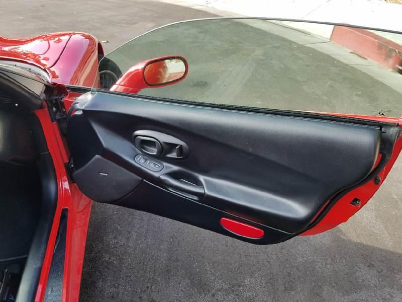 1999 Chevrolet Corvette 2dr Hatchback - Covina CA