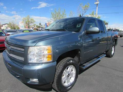 2009 Chevrolet Silverado 1500 for sale in Las Vegas, NV