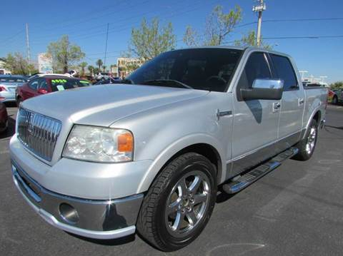 2006 Lincoln Mark LT for sale in Las Vegas, NV