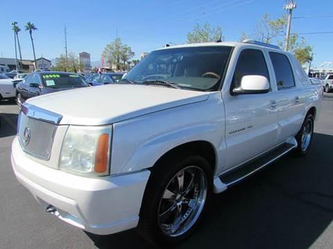 2004 Cadillac Escalade EXT for sale in Las Vegas, NV