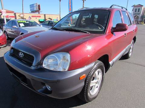 2004 Hyundai Santa Fe for sale in Las Vegas, NV
