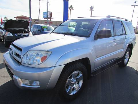 2004 Toyota 4Runner for sale at Charlie Cheap Car in Las Vegas NV