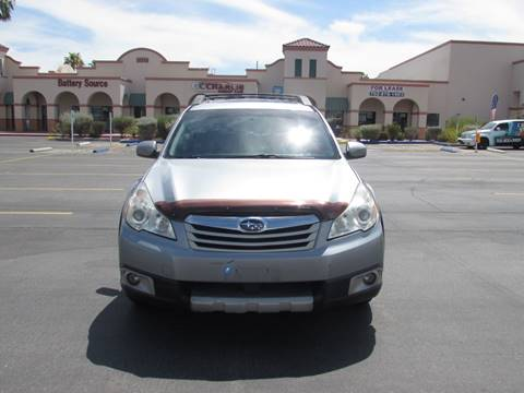 2010 Subaru Outback for sale at Charlie Cheap Car in Las Vegas NV