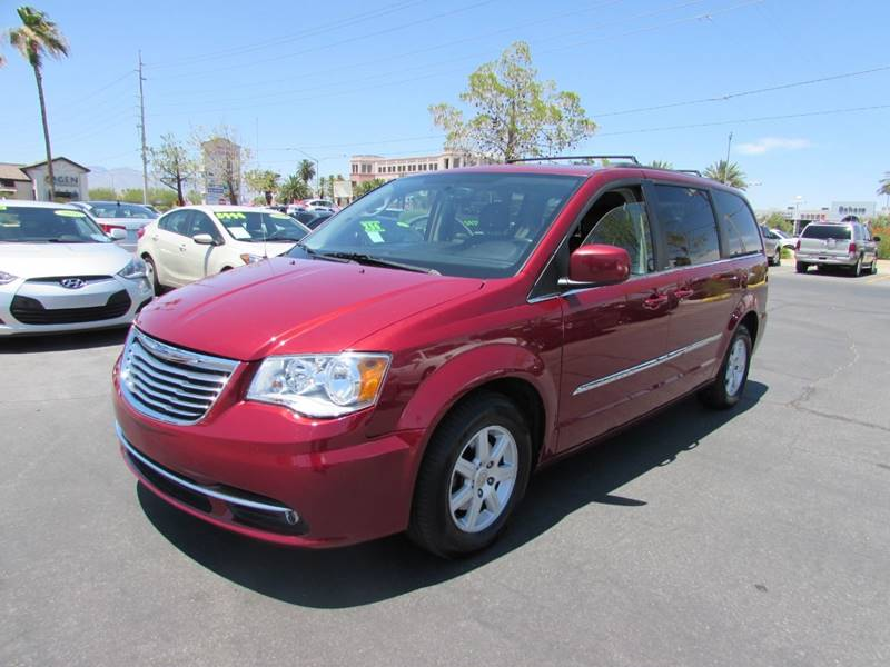 2013 Chrysler Town And Country Touring 4dr Mini-Van In Las Vegas NV
