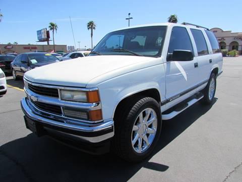1999 Chevrolet Tahoe for sale in Las Vegas, NV