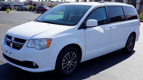 2017 Dodge Grand Caravan for sale in Las Vegas, NV