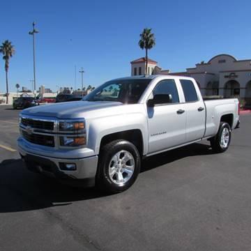 2014 Chevrolet Silverado 1500 for sale at Charlie Cheap Car in Las Vegas NV
