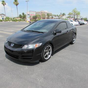 2011 Honda Civic for sale at Charlie Cheap Car in Las Vegas NV
