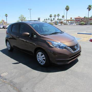 2017 Nissan Versa Note for sale at Charlie Cheap Car in Las Vegas NV