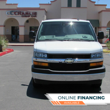 2019 Chevrolet Express Passenger for sale at Charlie Cheap Car in Las Vegas NV