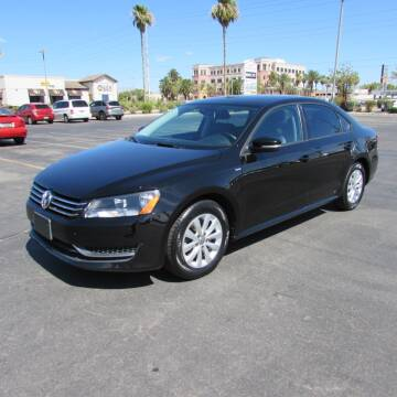 2014 Volkswagen Passat for sale at Charlie Cheap Car in Las Vegas NV