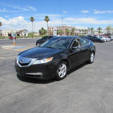 2010 Acura TL for sale at Charlie Cheap Car in Las Vegas NV