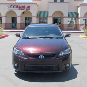 2013 Scion tC for sale at Charlie Cheap Car in Las Vegas NV