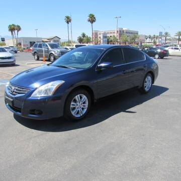 2012 Nissan Altima for sale at Charlie Cheap Car in Las Vegas NV