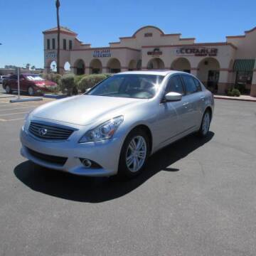2012 Infiniti G37 Sedan for sale at Charlie Cheap Car in Las Vegas NV