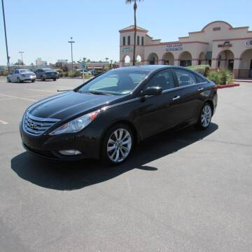 2011 Hyundai Sonata for sale at Charlie Cheap Car in Las Vegas NV