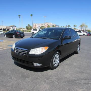 2008 Hyundai Elantra for sale at Charlie Cheap Car in Las Vegas NV