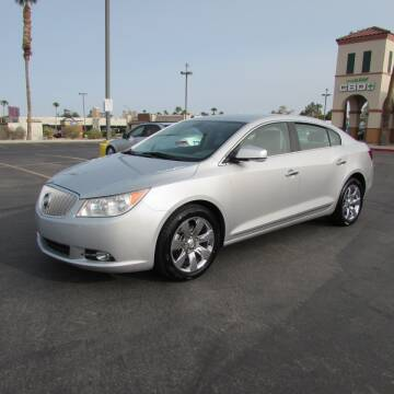 2011 Buick LaCrosse for sale at Charlie Cheap Car in Las Vegas NV