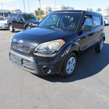 2013 Kia Soul for sale at Charlie Cheap Car in Las Vegas NV