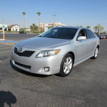2011 Toyota Camry for sale at Charlie Cheap Car in Las Vegas NV