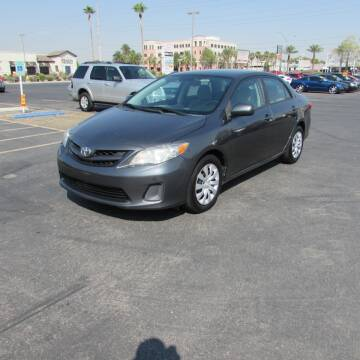 2012 Toyota Corolla for sale at Charlie Cheap Car in Las Vegas NV