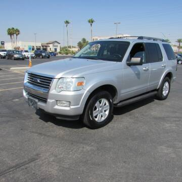 2010 Ford Explorer for sale at Charlie Cheap Car in Las Vegas NV