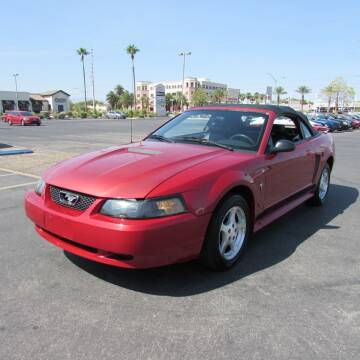 2002 Ford Mustang for sale at Charlie Cheap Car in Las Vegas NV