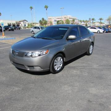 2012 Kia Forte for sale at Charlie Cheap Car in Las Vegas NV